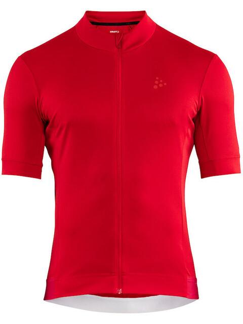Craft Essence Fietsshirt korte mouwen Heren rood